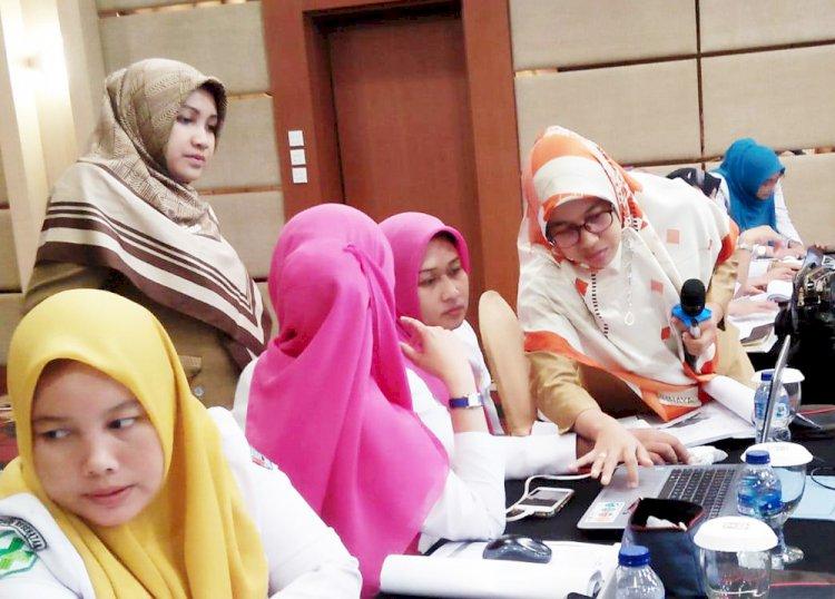Kadinkes Padang Ferimulyani Wajibkan Penggunaan GIS Untuk Informasi Kesehatan