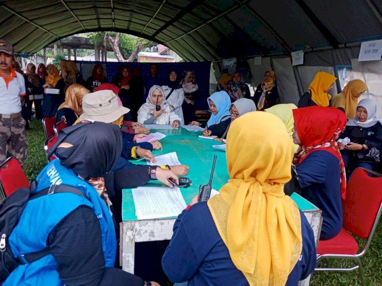 Gelar Simulasi Krisis Kesehatan Pasca Bencana, Dinas Kesehatan Kota Padang Tingkatkan Kesiapsiagaan