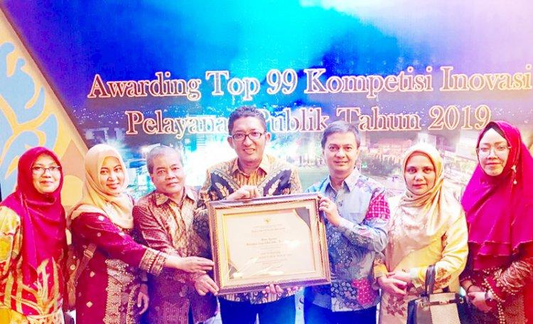 Lagi, Kota Padang Raih Penghargaan Inovasi Pelayanan Publik Lewat Rasa Sejiwa