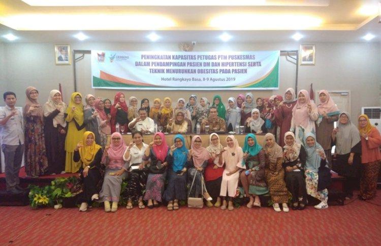 Dinkes Padang Adakan Workshop PTM Untuk Tingkatkan Performa Dokter Di Puskesmas