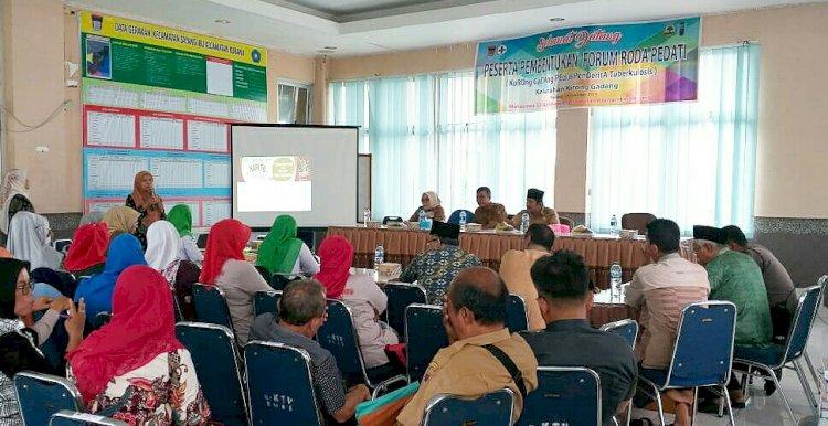 Bekerja Selaras dengan Forum Roda Pedati untuk Penanggulangan TB di Korong Gadang